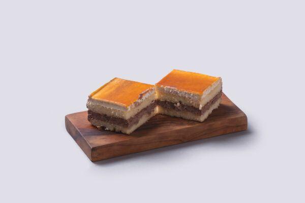 Comprar Plancha de nata, trufa y yema