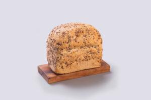 Comprar pan de molde con semillas y cereales
