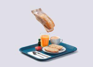 Easy Bread descongelar y listo