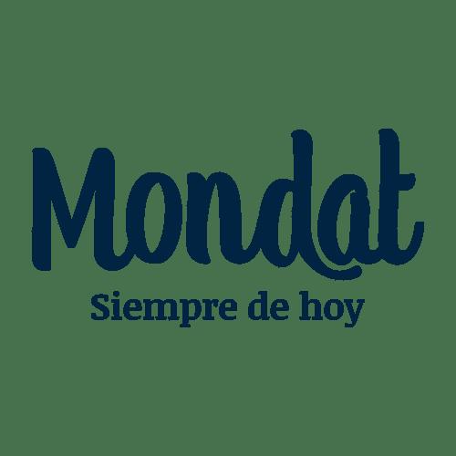 Logotipo transparente Mondat