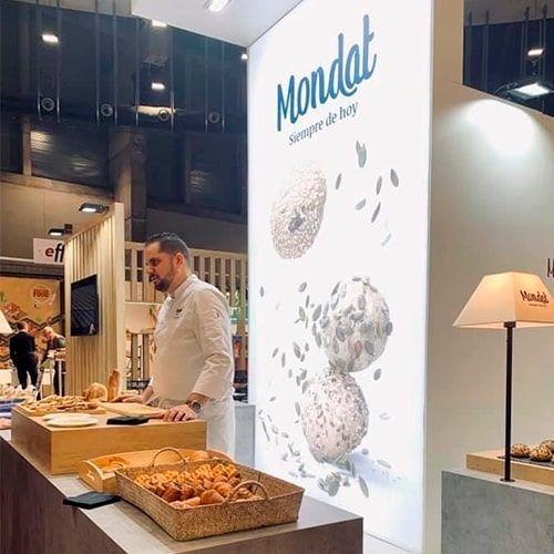 Presentes en los salones de innovación hostelera en Madrid y Málaga